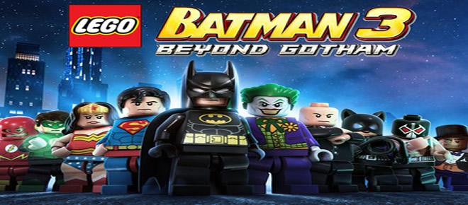LEGO Batman 3 Games