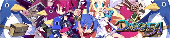 The Disgaea Series