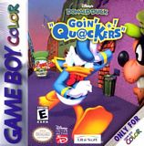 Disney's Donald Duck Goin' Quackers GBC