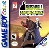 Roswell Conspiracies: Aliens Myths and Legends GBC