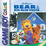 Jim Henson's Bear in the Big Blue House GBC