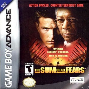 Sum of All Fears GBA