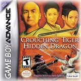 Crouching Tiger - Hidden Dragon GBA