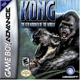 Kong The 8th Wonder of the World GBA