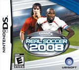 Real Soccer 2008 NDS