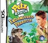 Petz Rescue: Endangered Paradise NDS