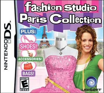 My Fashion Studio Paris Collection NDS