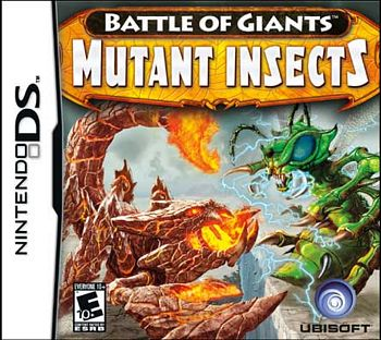 Battle of Giants: Mutant Insects NDS
