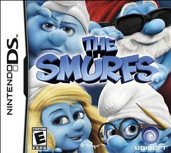 The Smurfs NDS