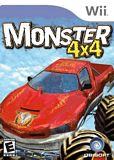 Monster 4X4 WII