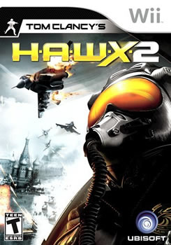 Tom Clancy's H.A.W.X. 2 WII