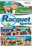 Racquet Sports (Game Only) WII