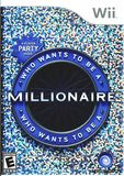 Who Wants to be a Millionaire? WII