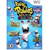 Raving Rabbid Party Collection WII