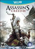 Assassin's Creed III Wii-U