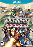 Marvel Avengers: Battle For Earth Wii-U