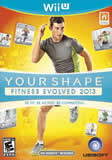 Your Shape: Fitness Evolved 2013 Wii-U