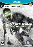 Tom Clancy's Splinter Cell Blacklist Wii-U