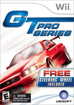 GT Pro Series (with wheel) WII