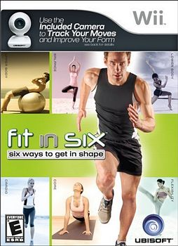 Fit in Six Camera Bundle WII