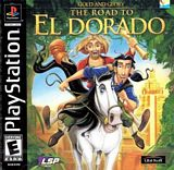 Road to El Dorado PS