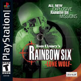 Rainbow Six Lone Wolf PS