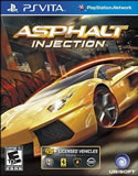 Asphalt: Injection PSV