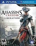 Assassins Creed III Liberation PSV