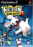 Rayman Raving Rabbids PS2