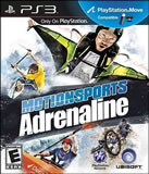 MotionSports: Adrenaline PS3