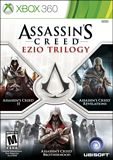 Assassin's Creed Ezio Trilogy Edition Xbox 360