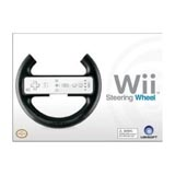 Ubisoft Steering Wheel For Nintendo Wii