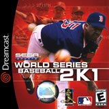 World Series Baseball 2K1 DC
