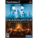 Headhunter: Redemption PS2