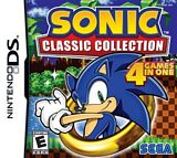 Sonic Classic Collection NDS