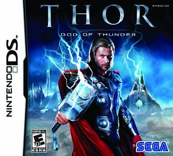Thor: God of Thunder NDS