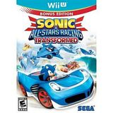 Sonic & All-Stars Racing Transformed Wii-U