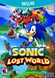 Sonic Lost World Wii-U