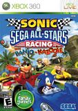 Sonic & Sega All-Stars Racing Xbox 360
