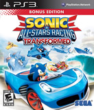 Sonic & All-Stars Racing Transformed Bonus Edition PS3