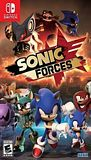 Sonic Forces Standard Edition NSW
