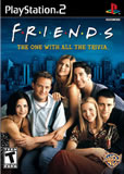 Friends: One with All the Trivia Game PS2