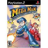 Mega Man Anniversary Collection PS2