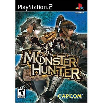 Monster Hunter PS2