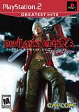 Devil May Cry 3 Greatest Hits PS2