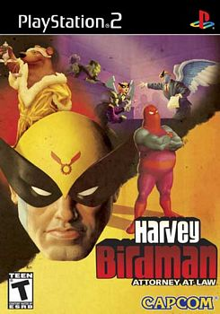 Harvey Birdman PS2