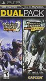 Monster Hunter Freedom 2 and Freedom Unite Dual Pack PSP