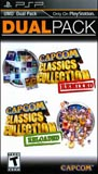 Capcom Classics Dual Pack: Remixed and Reloaded PSP