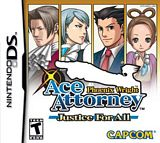 Phoenix Wright: Justice For All NDS