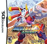 Mega Man ZX Advent NDS